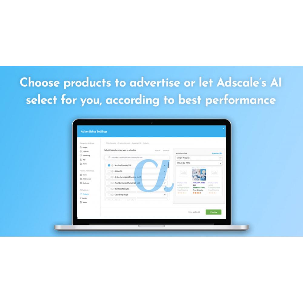 module - Płatne pozycjonowanie & Afiliacja - AdScale – automatyczne reklamy, ROI 1,000% - 2