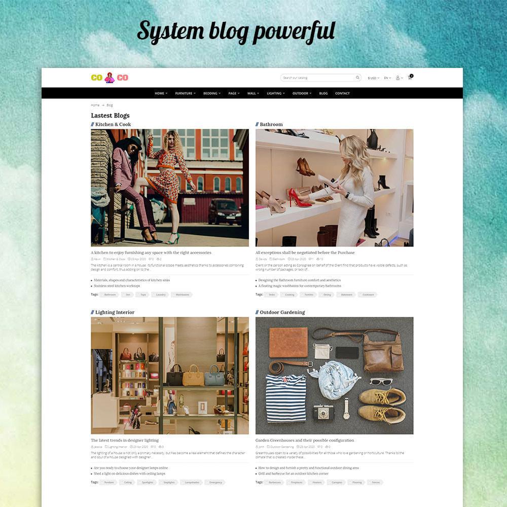 theme - Moda & Calzature - Coco - Fashion and Shose online store. - 5
