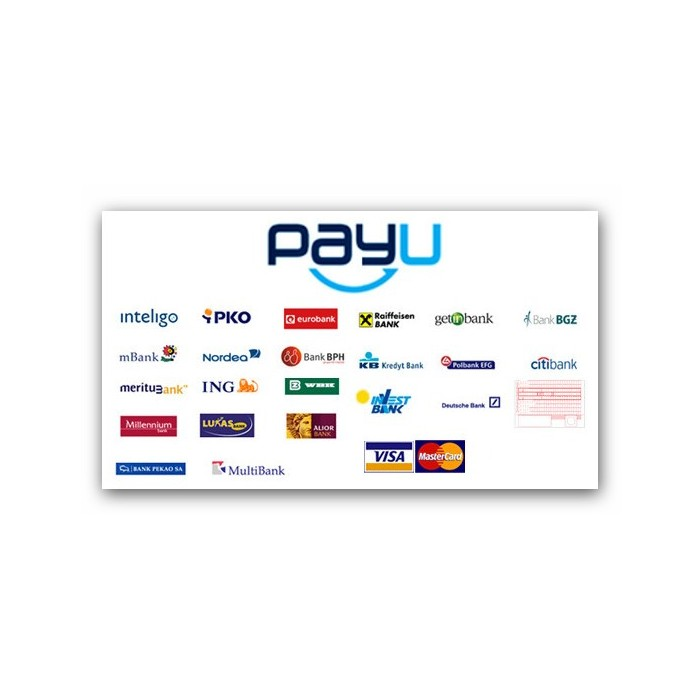 module - Payment by Card or Wallet - payu.pl - 3