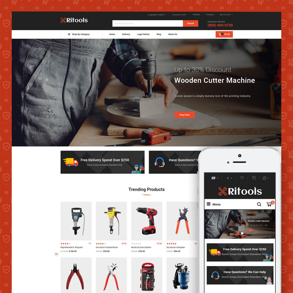 theme - Coches y Motos - Tools - Online Store - 2