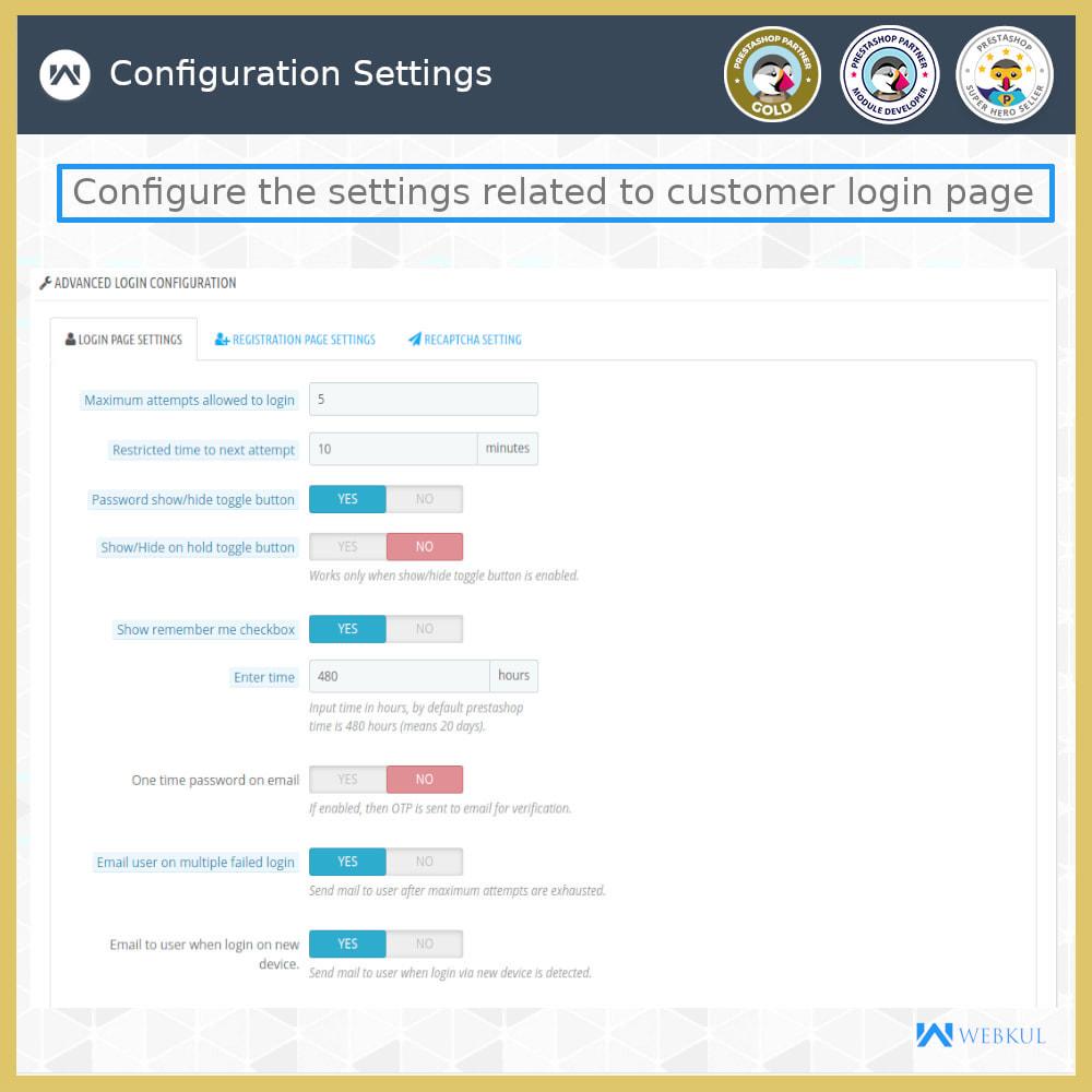 module - Segurança & Acesso - Enhance Login Security|OTP Login,Stop Bruteforce Attack - 10