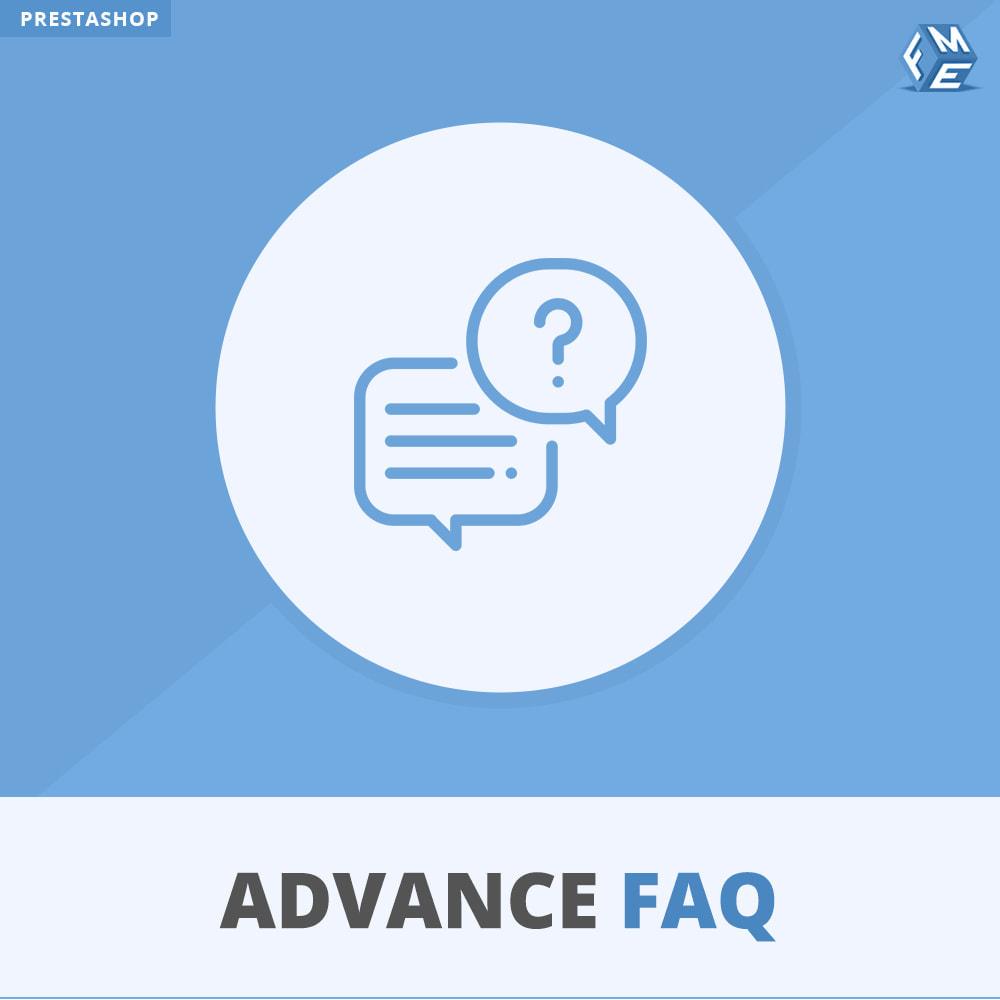 module - FAQ (Veelgestelde vragen) - Geavanceerde FAQ - Veelgestelde Vragen - 1