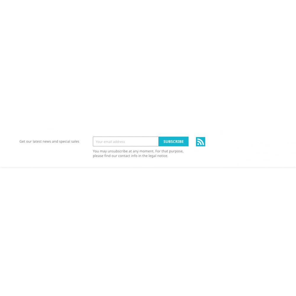 module - SEO (Posicionamiento en buscadores) - RSS products feed - 1