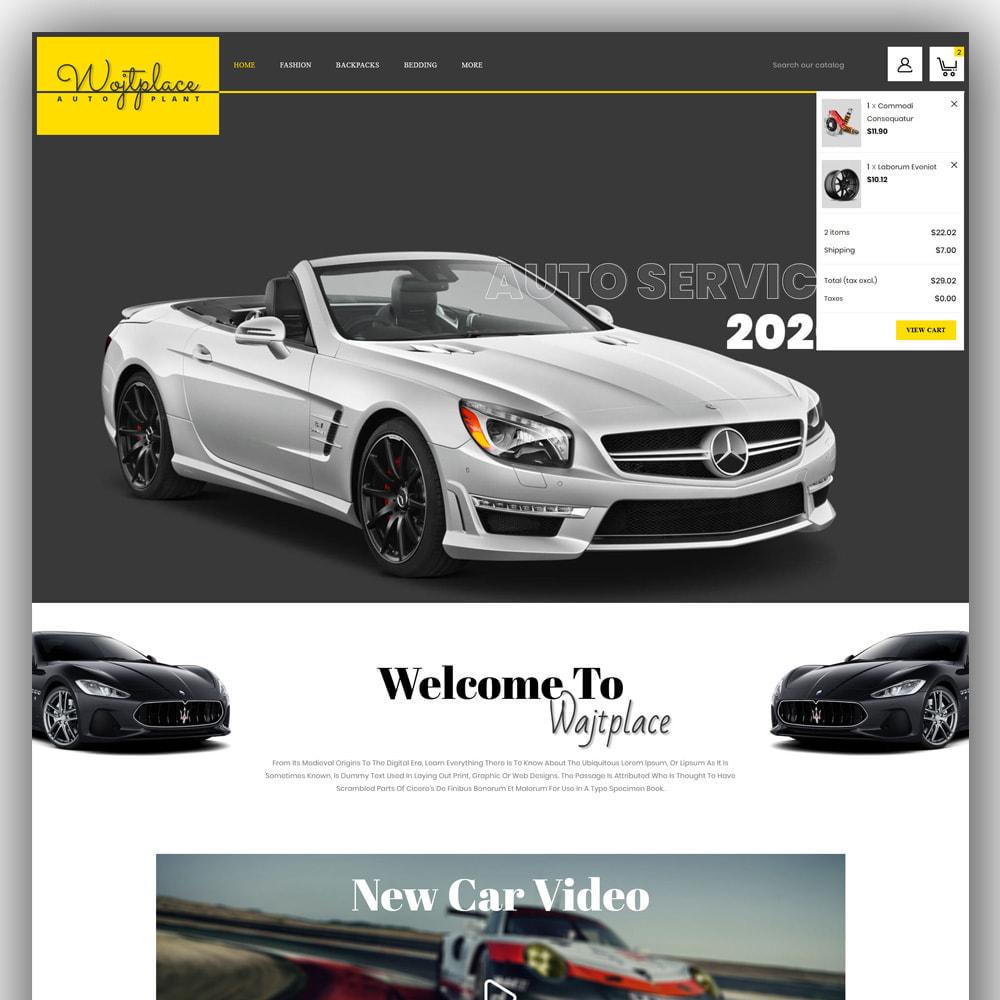 theme - Auto & Moto - Wojtplace - Autoparts Store - 3