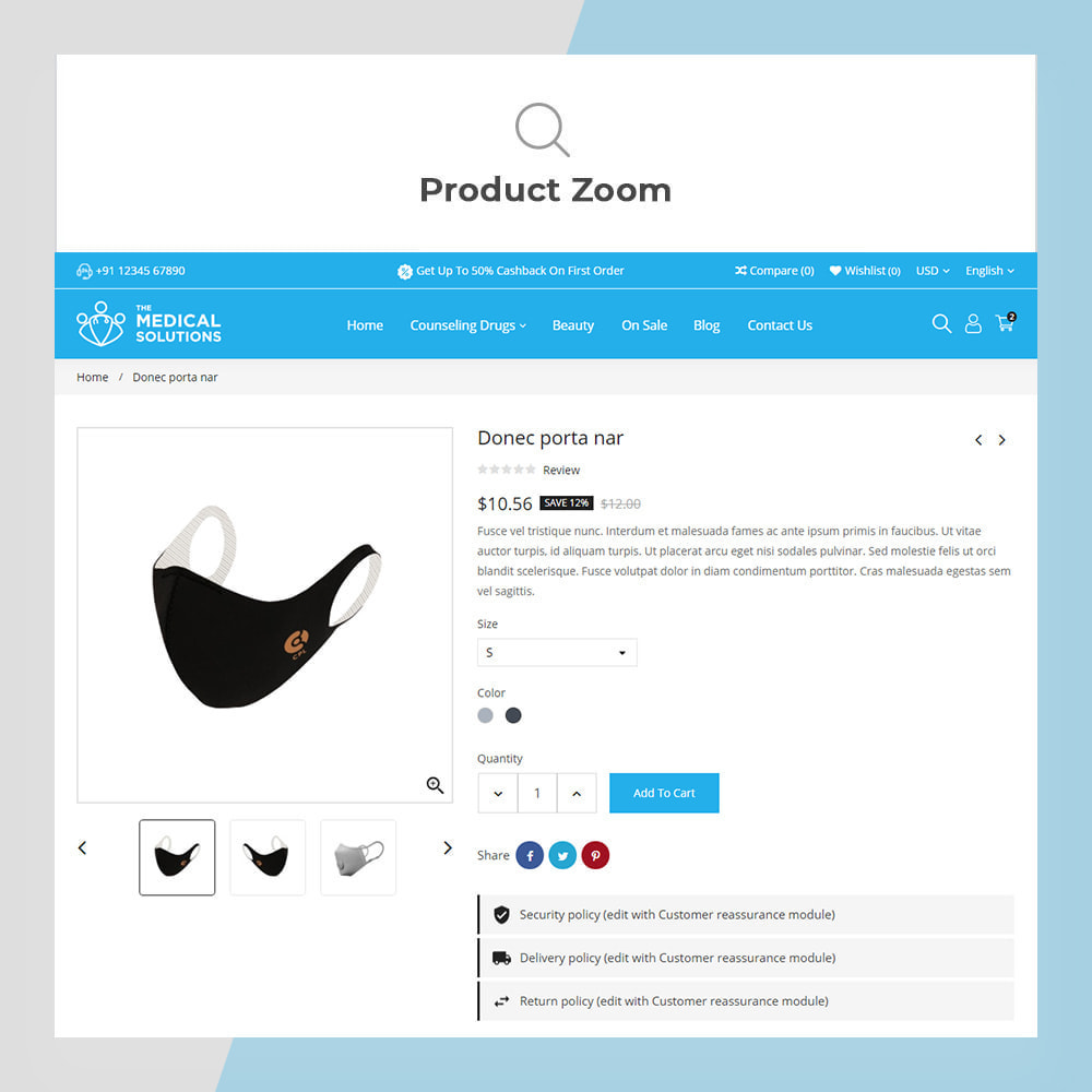 theme - Saúde & Beleza - Medical Solutions - Medical and Medicine Store Template - 11