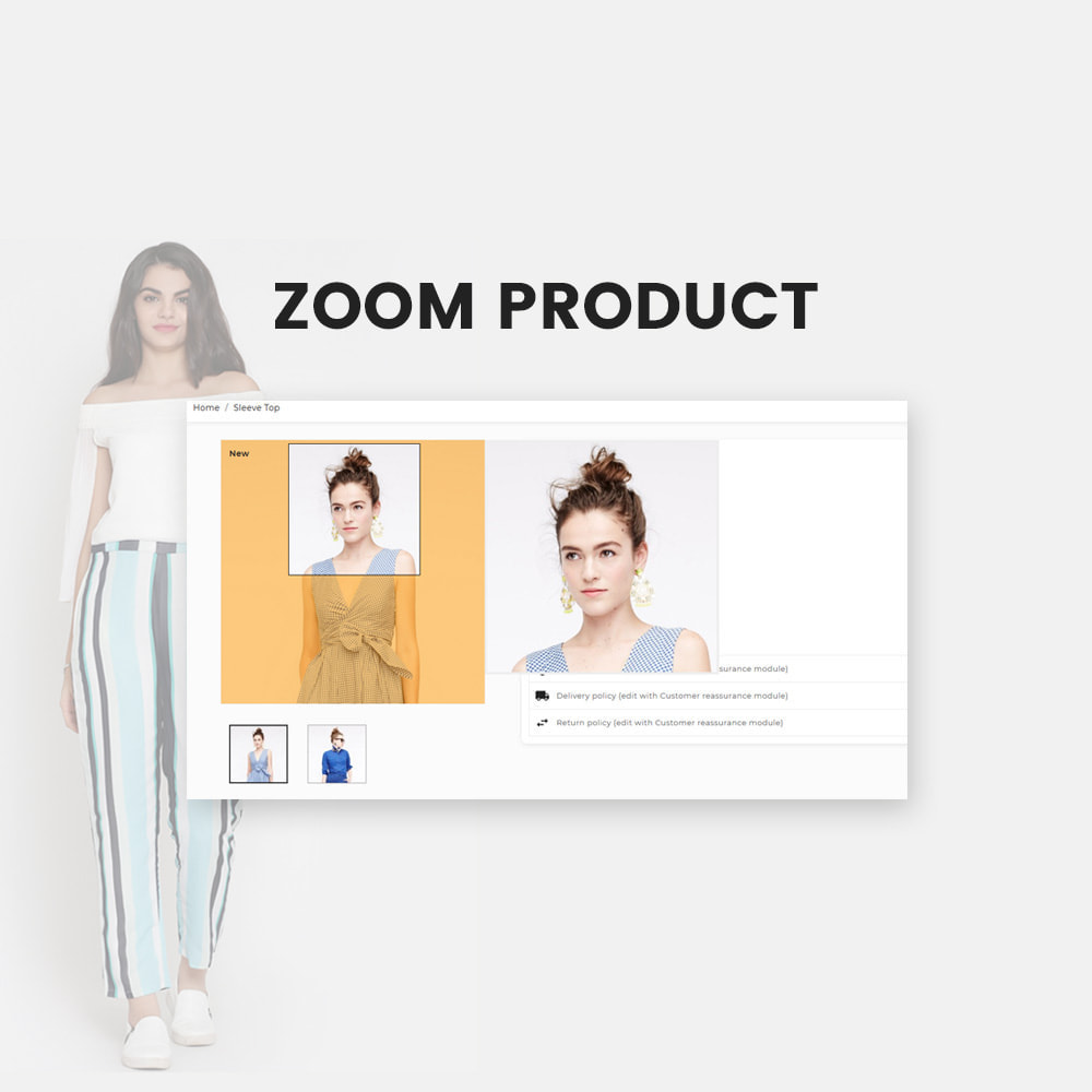theme - Fashion & Shoes - Laroza - Style Fashion Store - 6