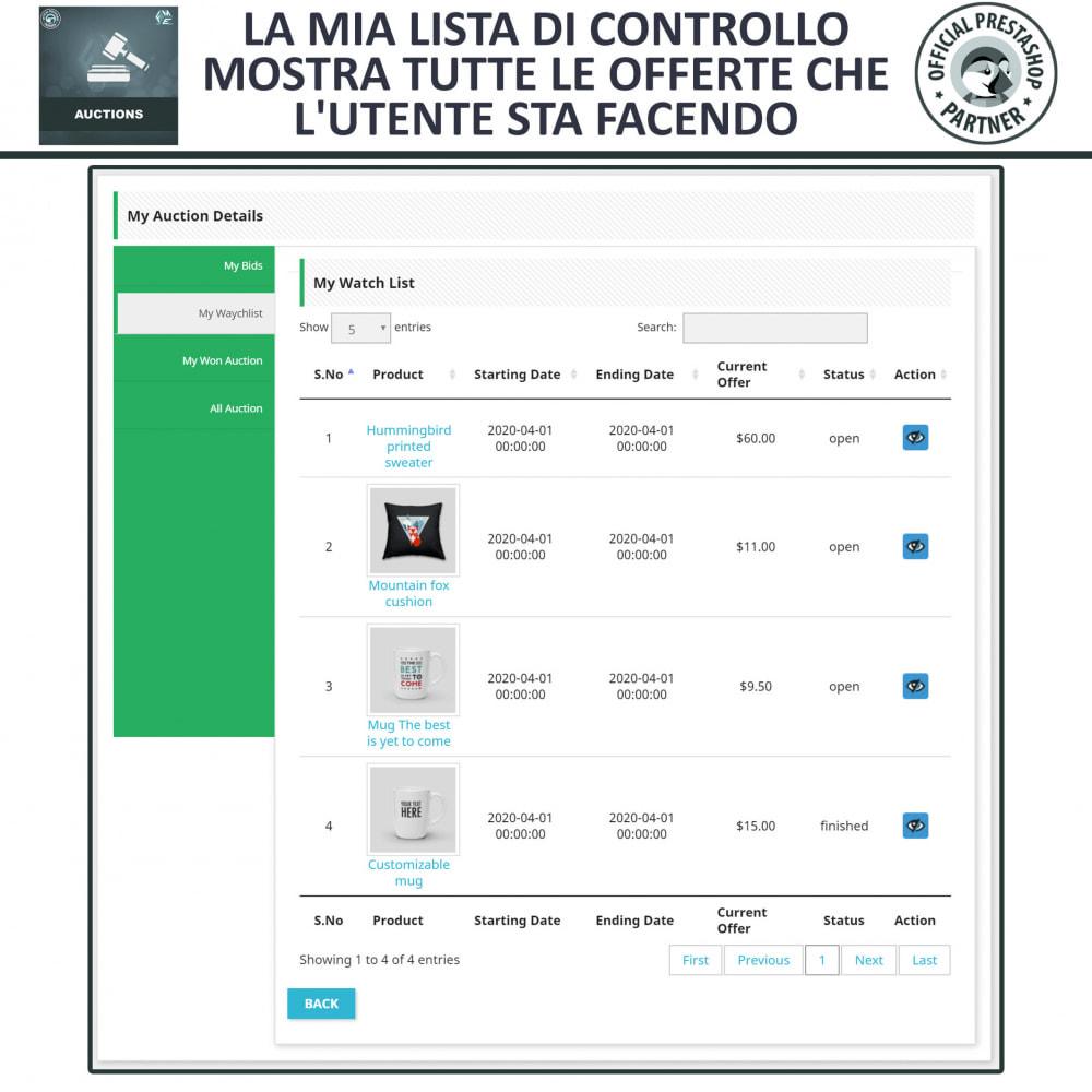 module - Aste - Asta Pro - Aste online e Offerte - 19