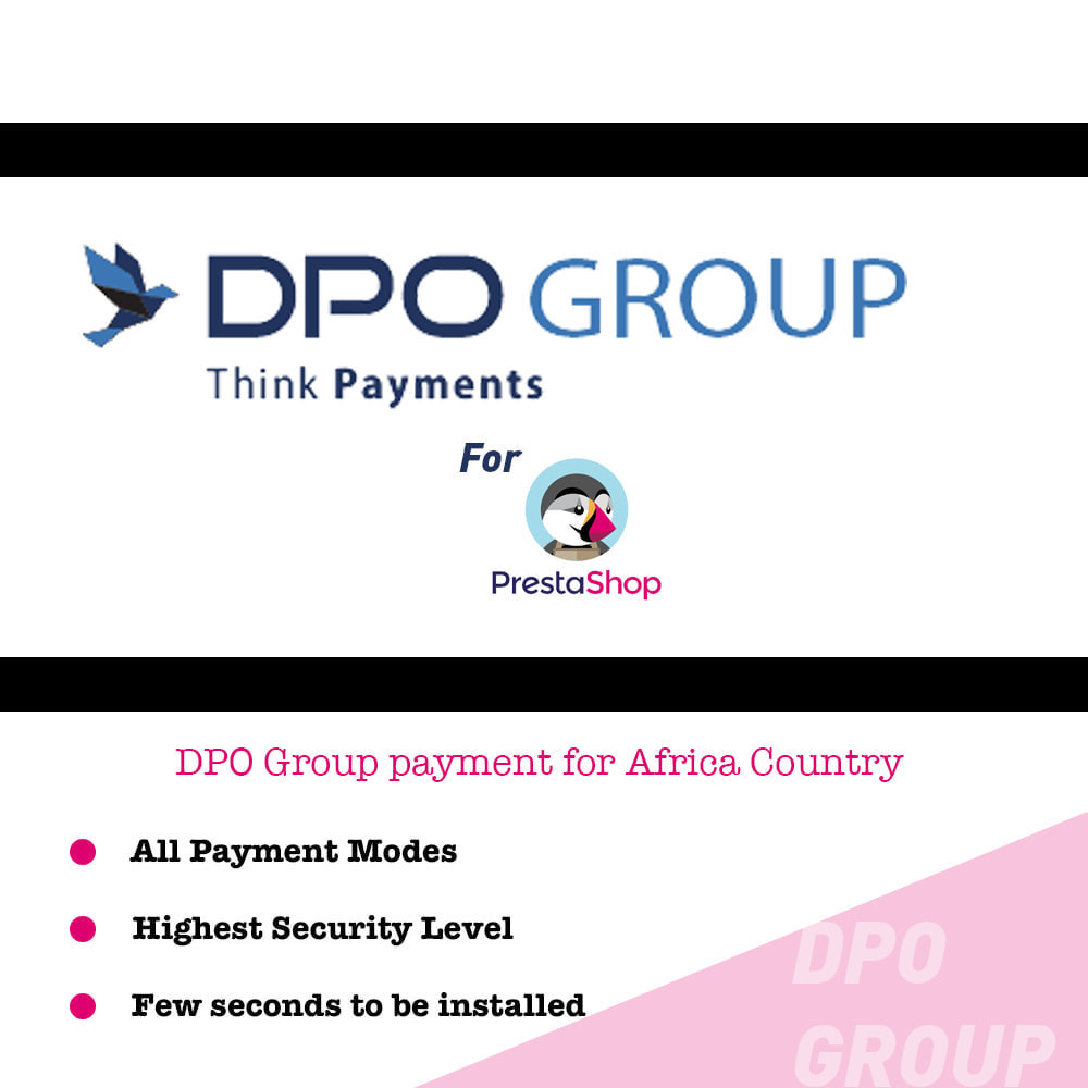 module - Mobile - DPO Group payment - 1
