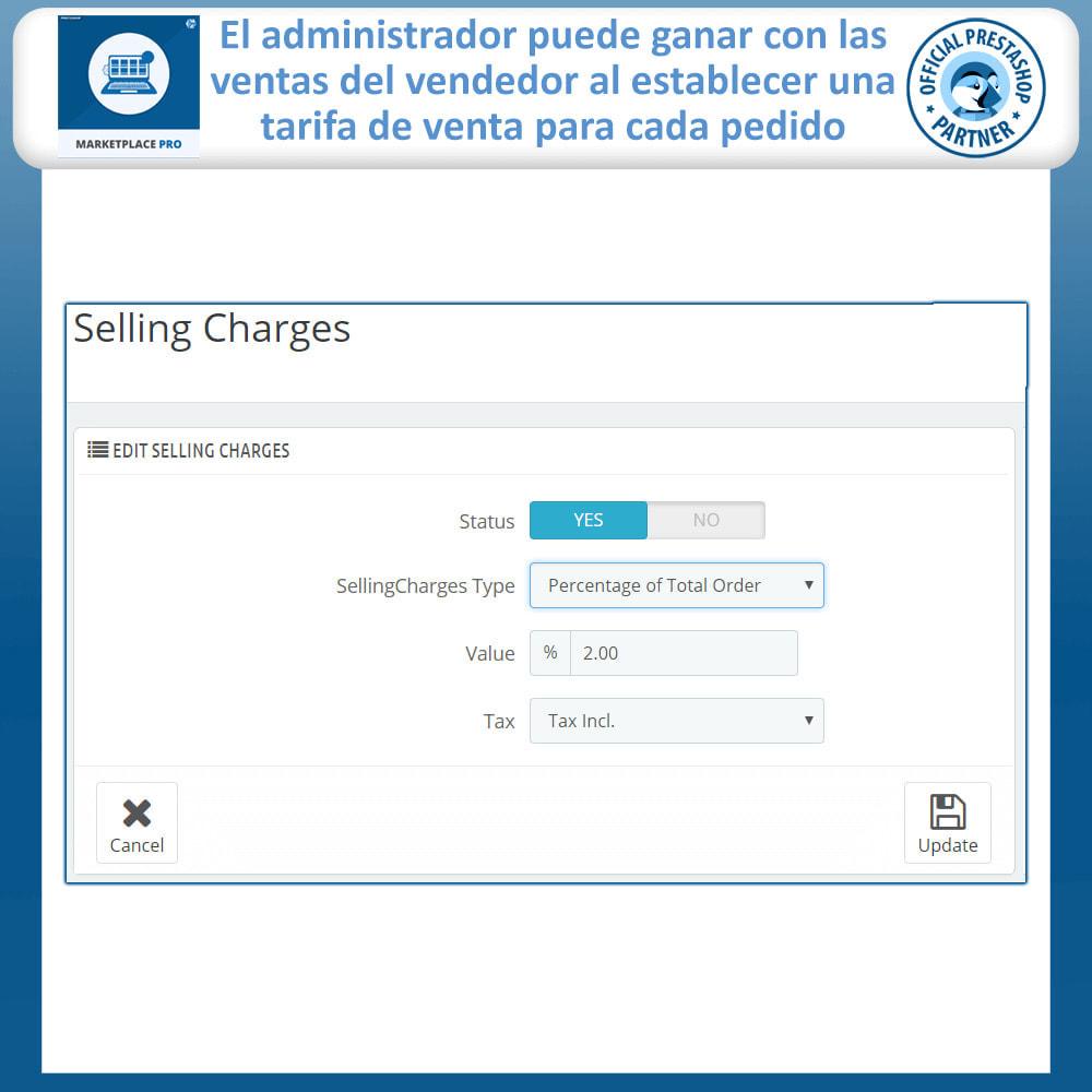 module - Creación de Marketplace - Multi Vendor Marketplace  - Marketplace Pro - 26