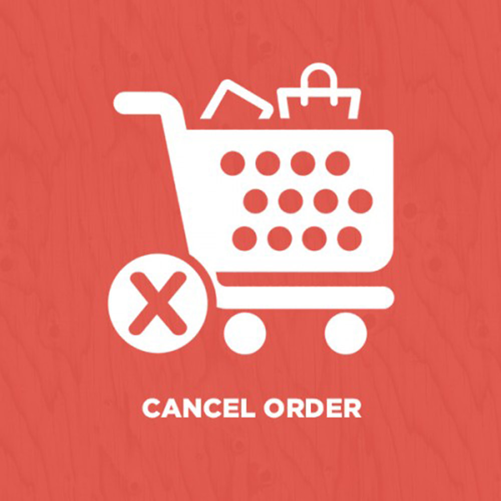 module - Registration & Ordering Process - Cancel Order - 1