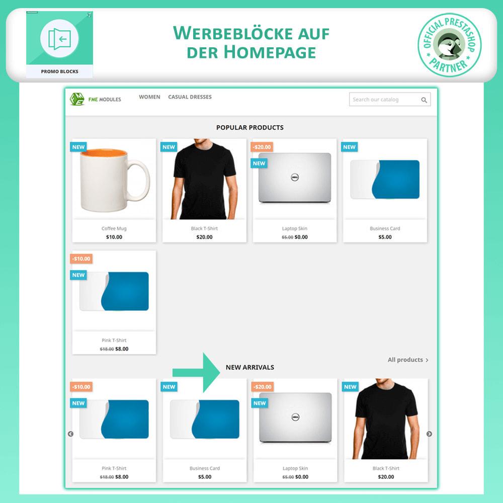module - Silder & Gallerien - Produkt-Schieberegler - Werbeartikel Carousal - 3