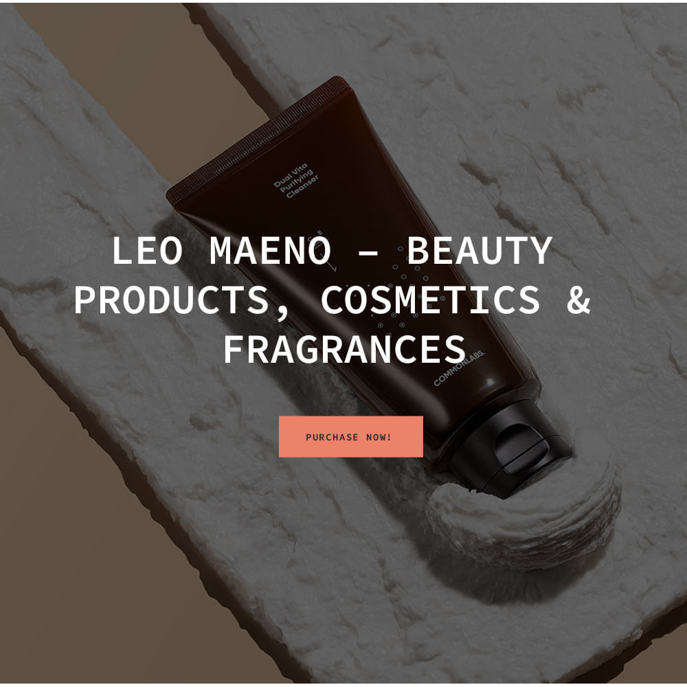 theme - Gezondheid & Schoonheid - Leo Maeno – Beauty Products, Cosmetics & Fragrances - 12