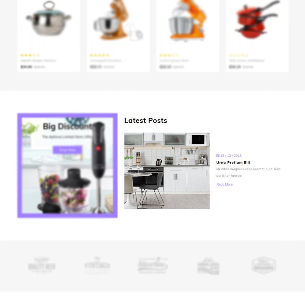 theme - Дом и сад - Kichit - kitchen Essential Store - 5