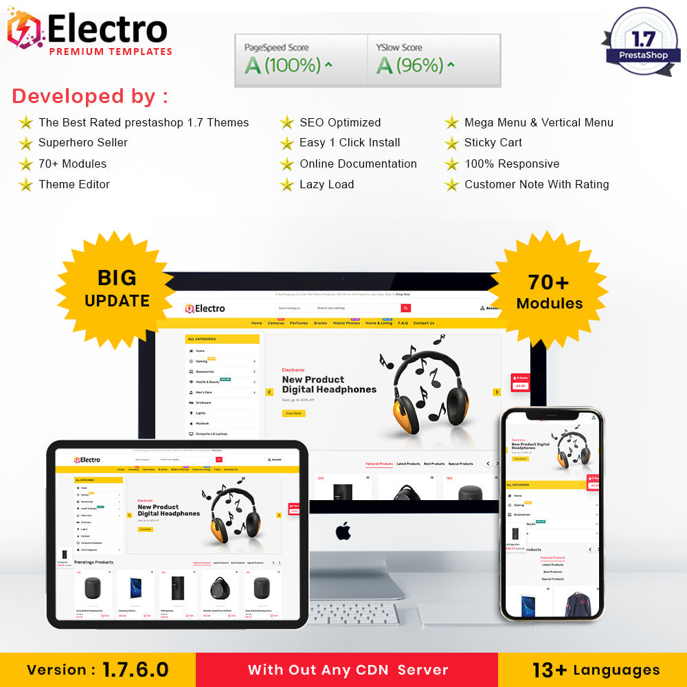 theme - Elektronik & High Tech - Electro Store - 1