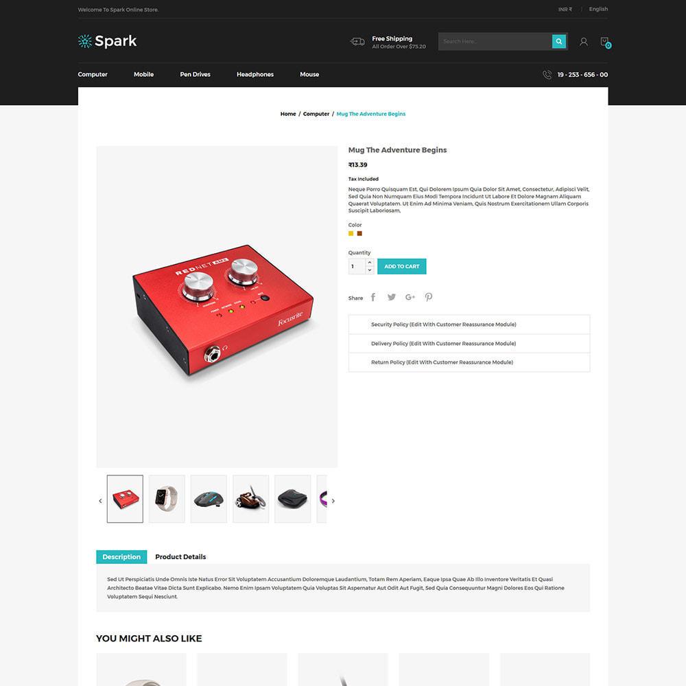 theme - Samochody - Spark Mobile - sklep z elektroniką cyfrową - 6