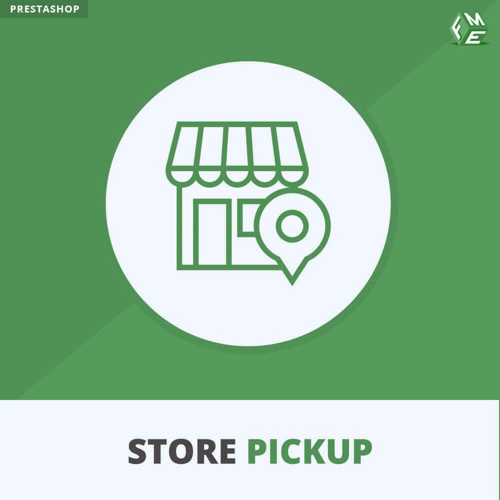 module - Paczkomaty & Odbiór w sklepie - Odbiór ze Sklepu - 1