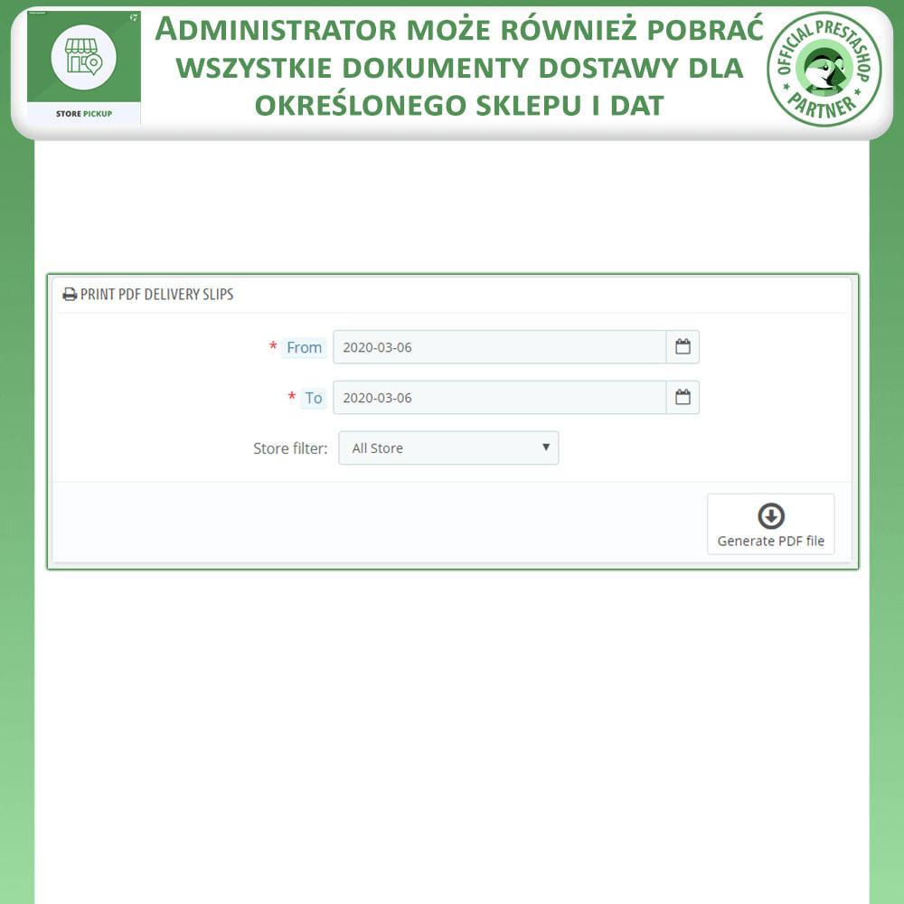 module - Paczkomaty & Odbiór w sklepie - Odbiór ze Sklepu - 8