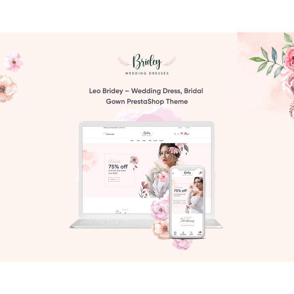 theme - Mode & Chaussures - Leo Bridey – Wedding Dress & Bridal Gown - 1