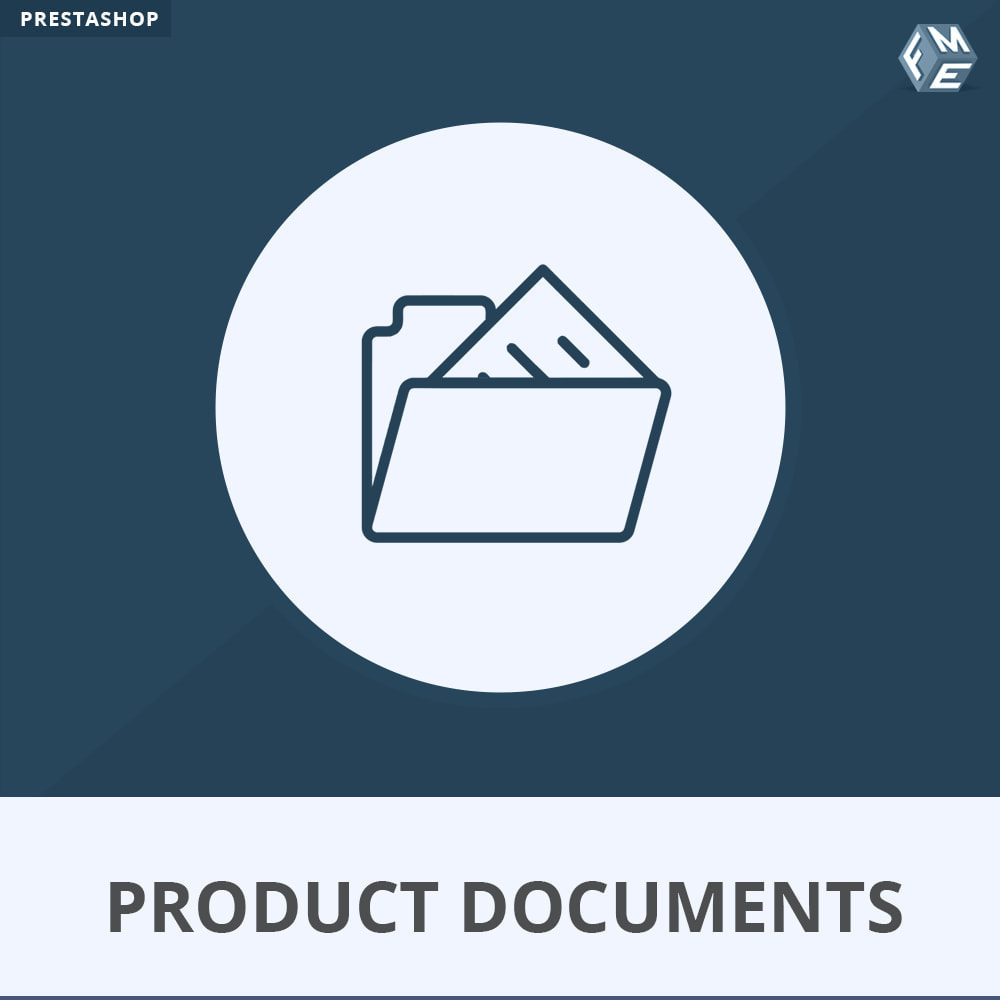 module - Additional Information & Product Tab - Product Documents - 1