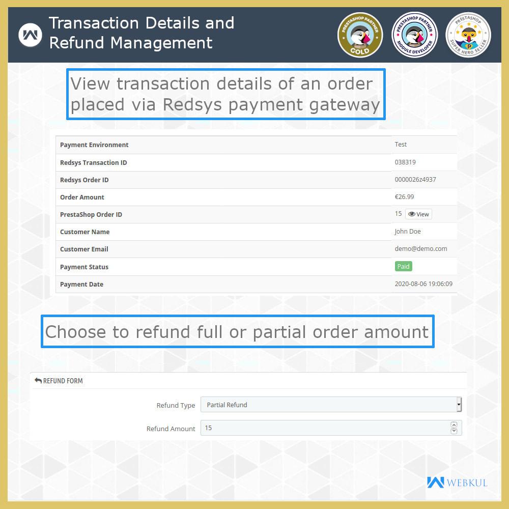 module - Płatność kartą lub Płatność Wallet - Redsys Payment Gateway - 8