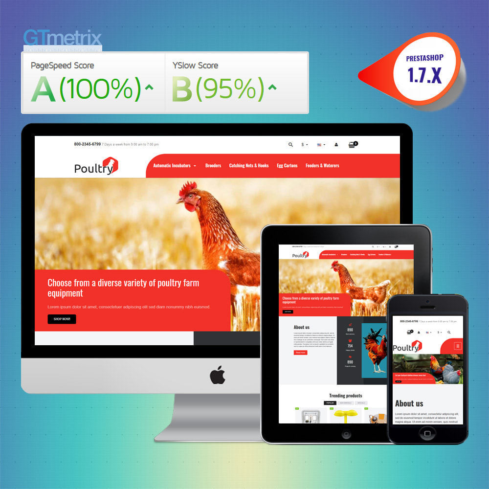 theme - Дом и сад - VP_Poultry - Page Builder - 1