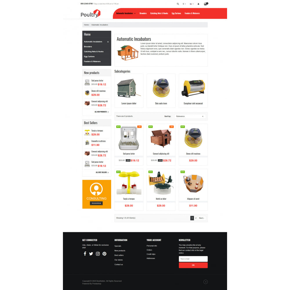 theme - Дом и сад - VP_Poultry - Page Builder - 3