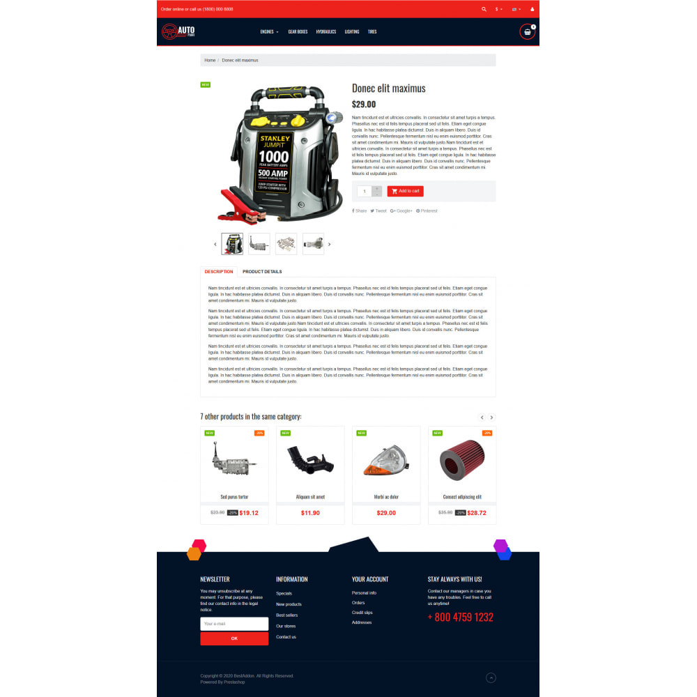 theme - Авто и Мото - VP_AutoPoint - Page Builder - 4