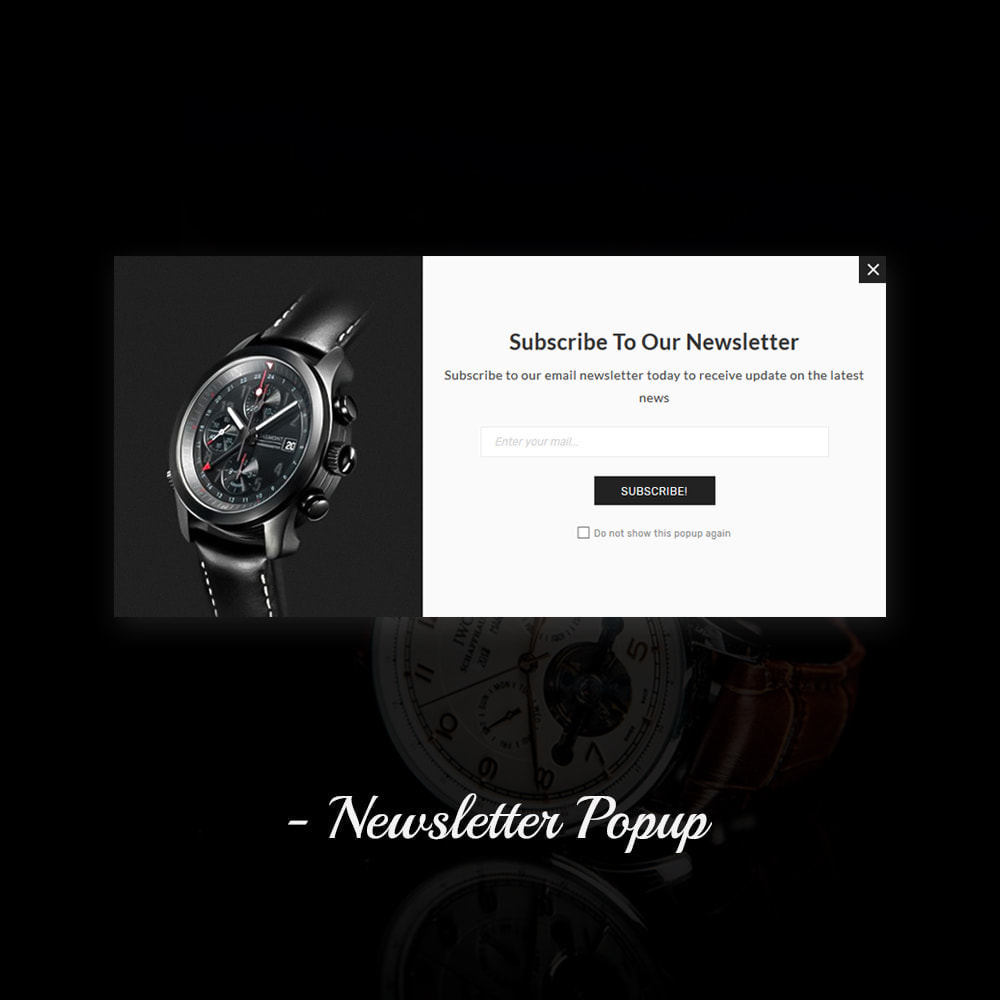 theme - Jewelry & Accessories - Coniver Band Watch Store - 10