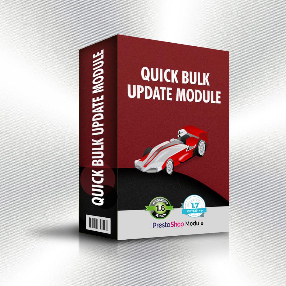 module - Quick Eingabe & Massendatenverwaltung - Quick Bulk Editor - 1