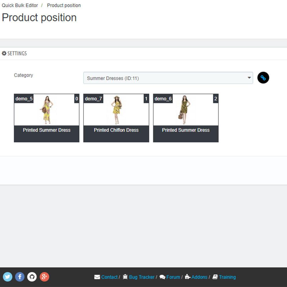 module - Modifica rapida & di massa - Quick Bulk Editor - 6