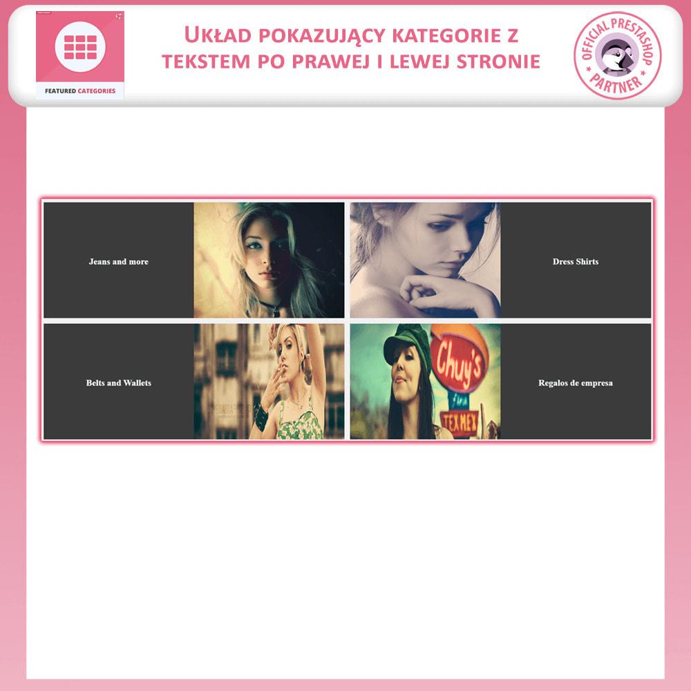 module - Personalizacja strony - Ocechowany Kategorie - 5