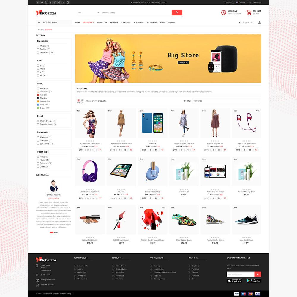 theme - Electronics & Computers - Big Bazzar – Electronic Boost Large Shop - 3