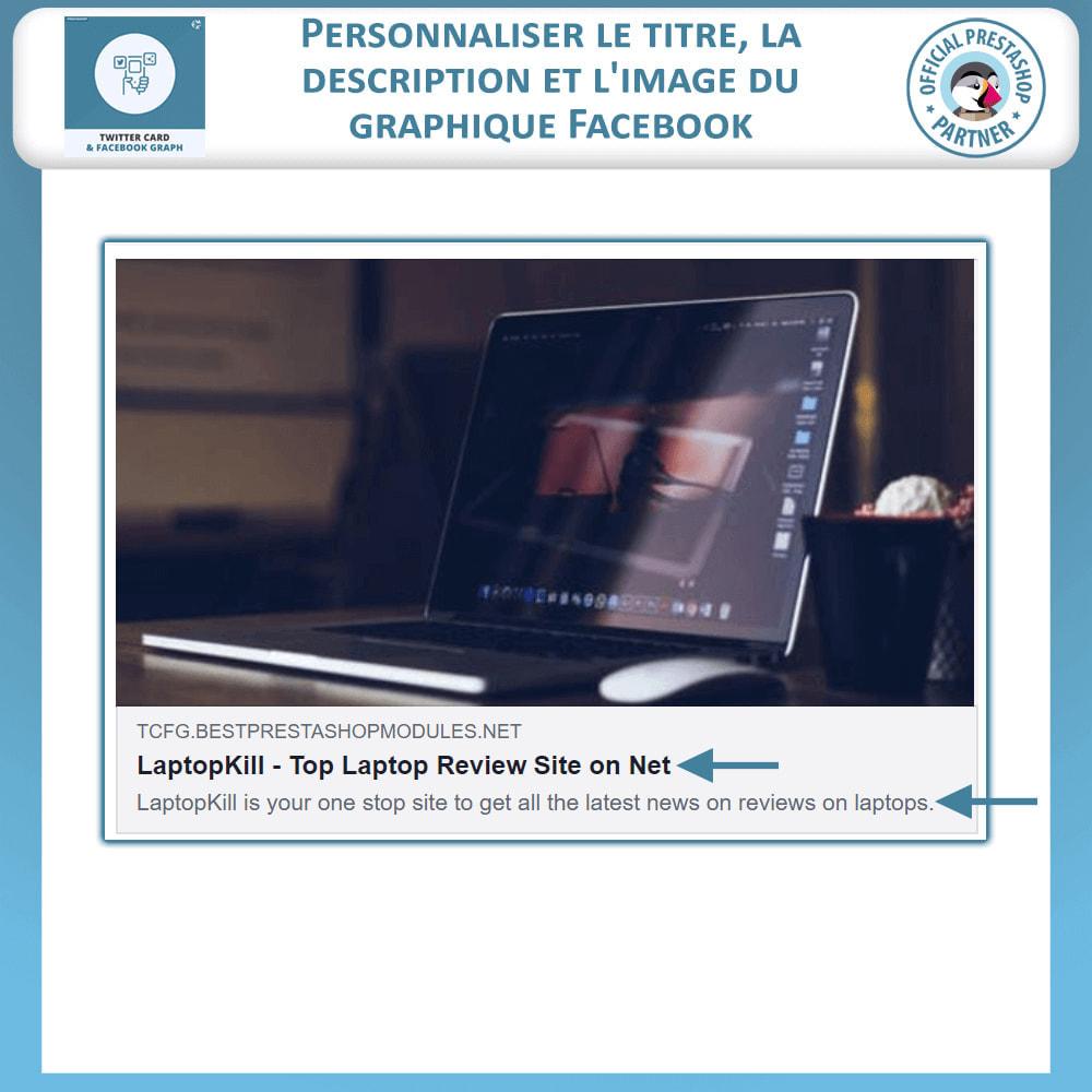 module - Widgets réseaux sociaux - Carte Twitter et Graphique des Médias Sociaux - 2