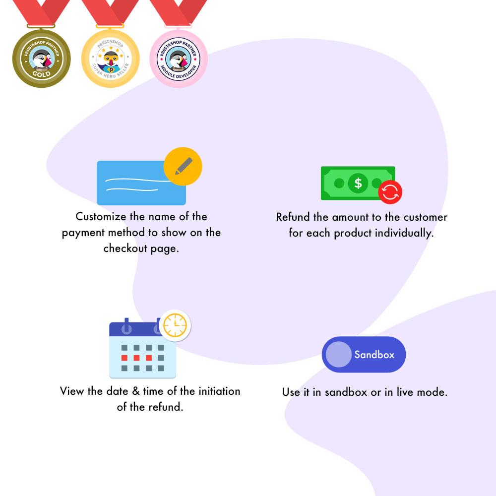 module - Paiement par Carte ou Wallet - Passerelle de paiement Iyzico - 2