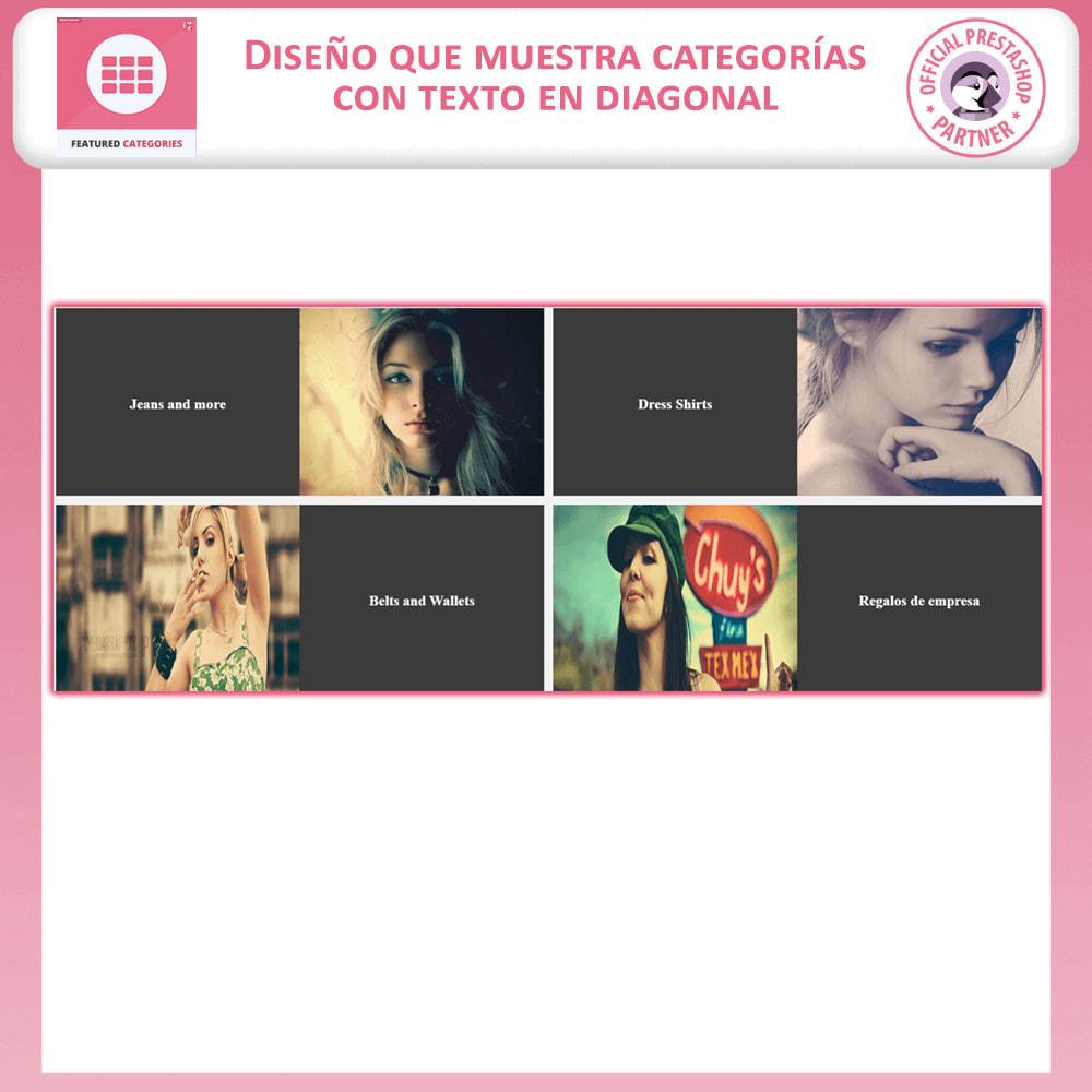 module - Personalización de la página - Categorías Destacadas - 6