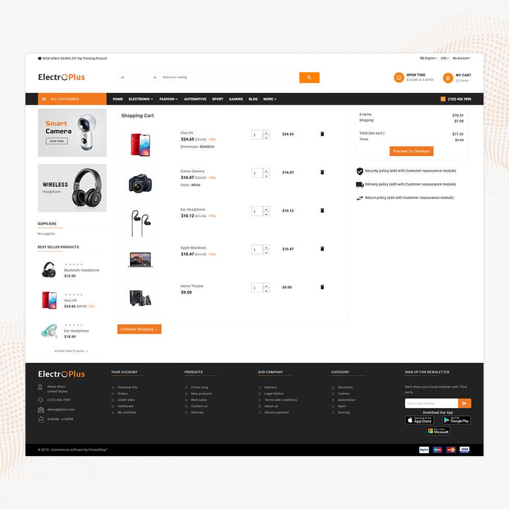 theme - Elektronik & High Tech - Mega Mall Electro Plus – Electronices Shop - 5