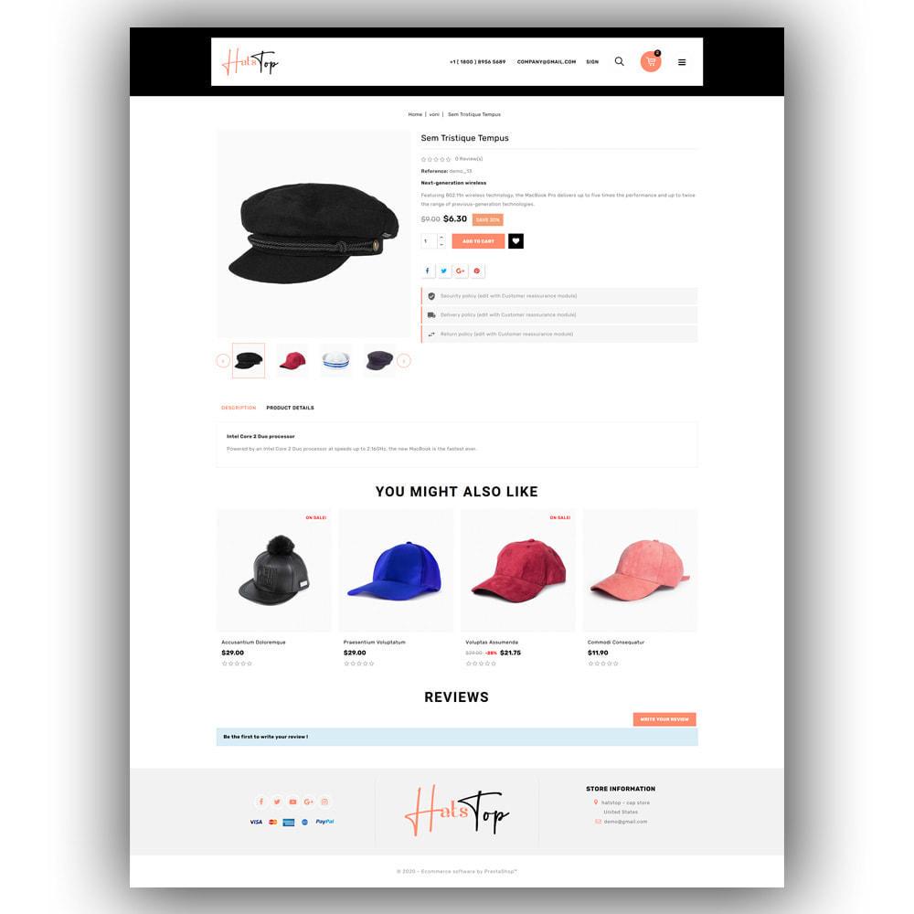 theme - Mode & Chaussures - Hatstop - Cap Store - 6