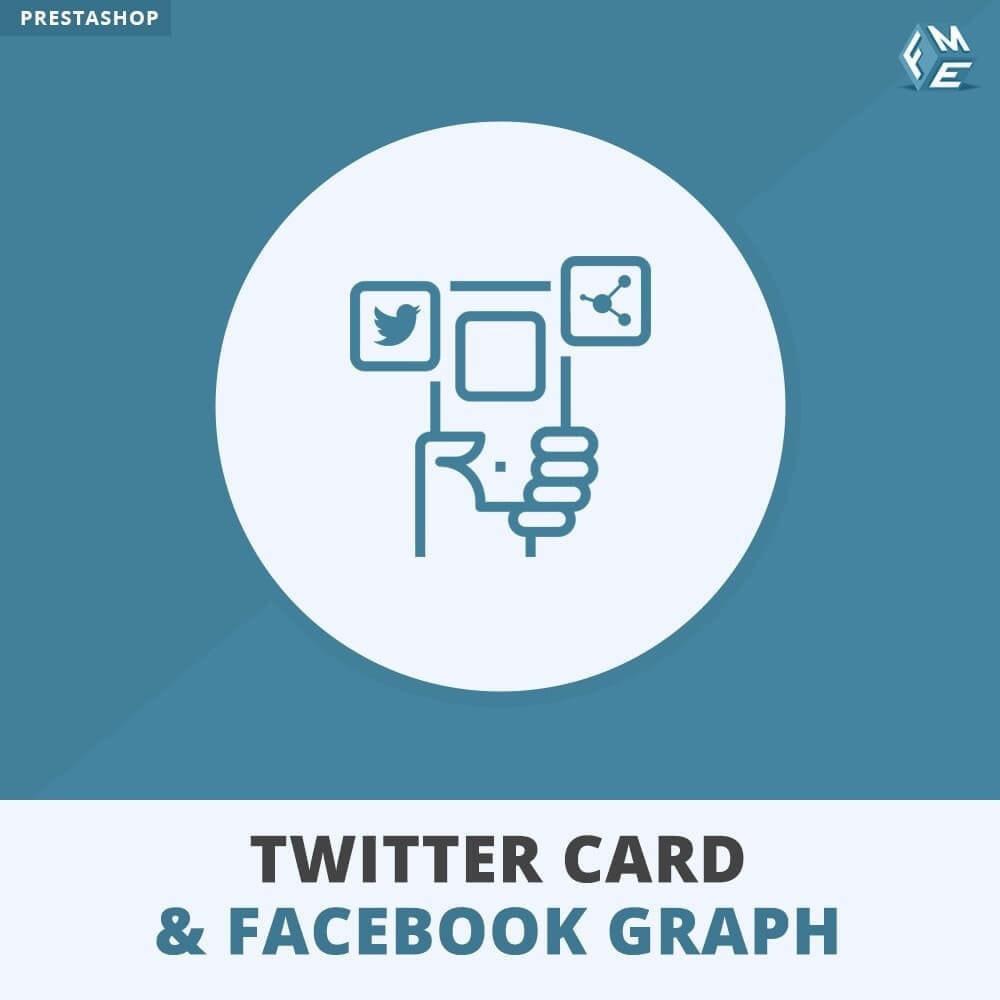 module - Виджеты для социальных сетей - Карта Twitter и График социальных сетей - 1