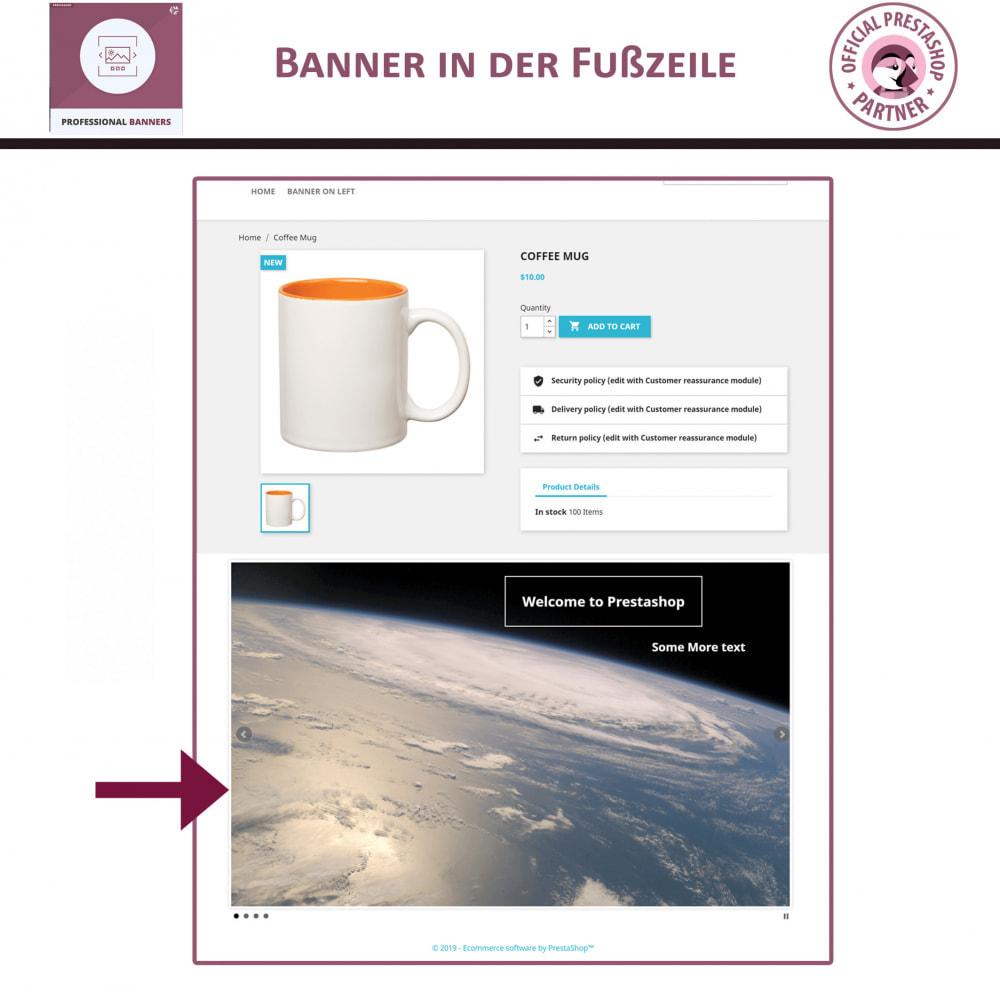 module - Silder & Gallerien - Professionelle Banner – Responsive Banner & Bild Slider - 4