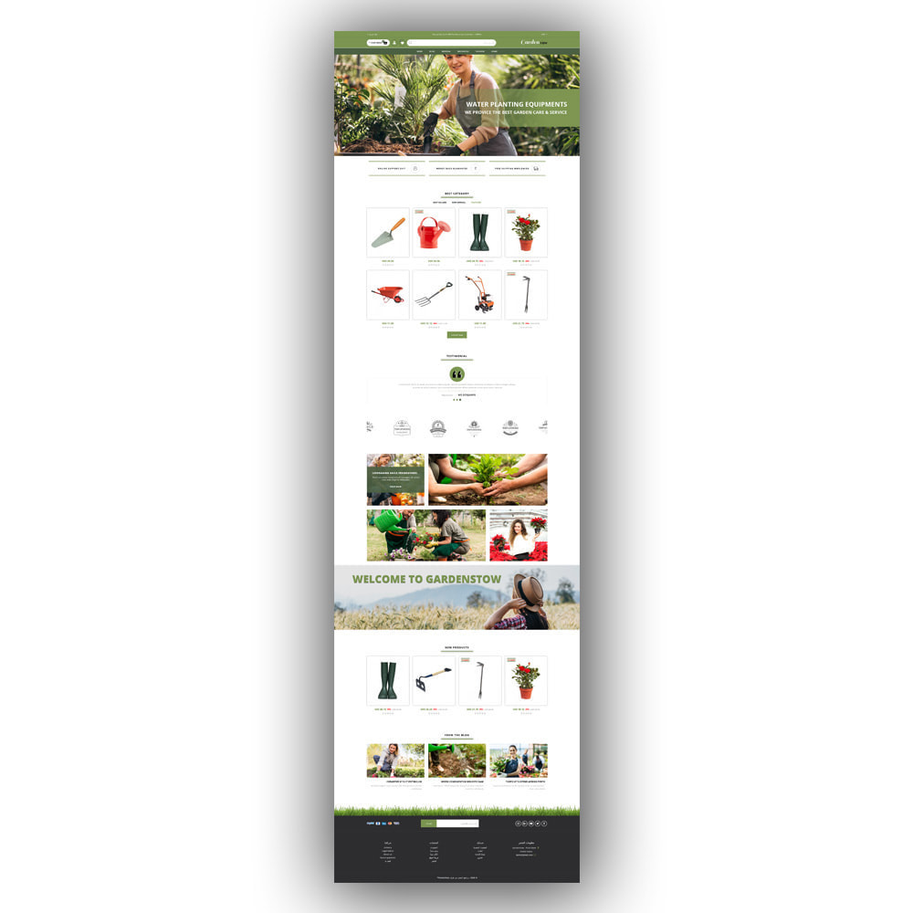 theme - Home & Garden - Gardenstow - Plant Store - 8