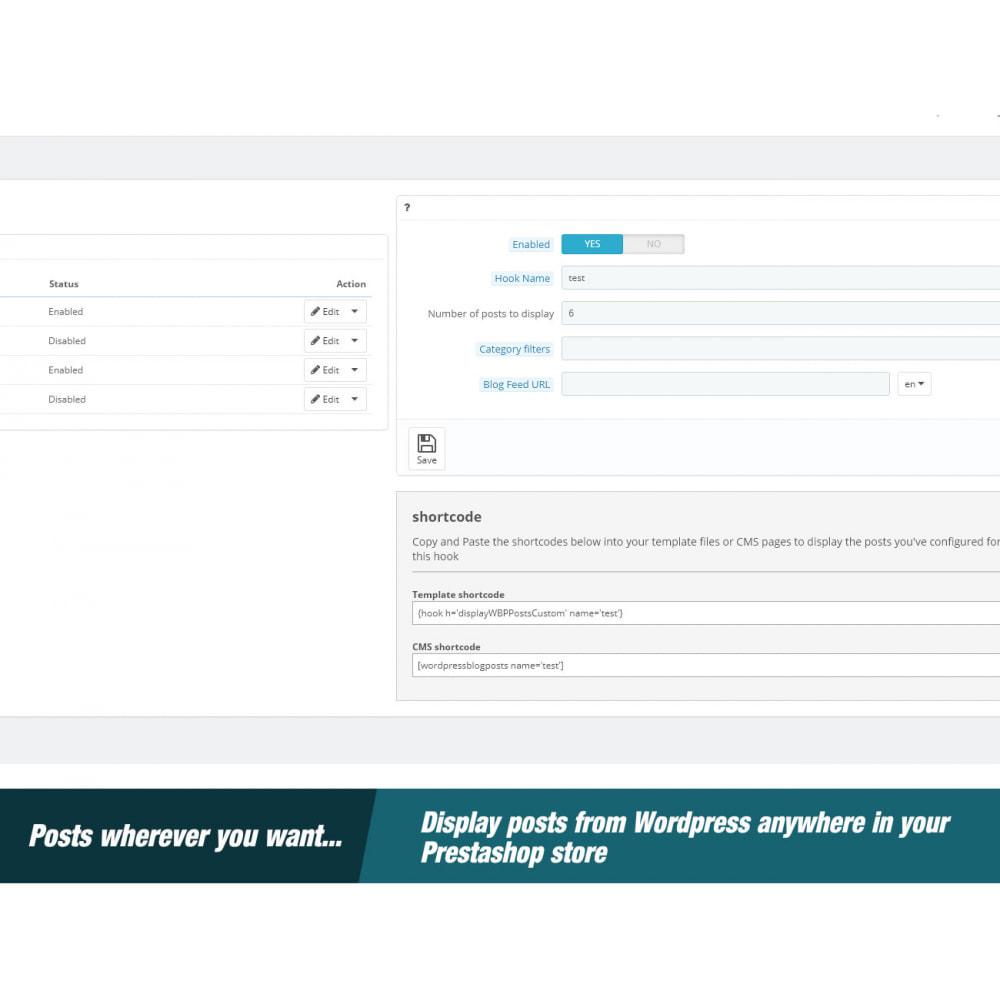module - Blog, Forum & Nieuws - Wordpress Blog Posts - 8