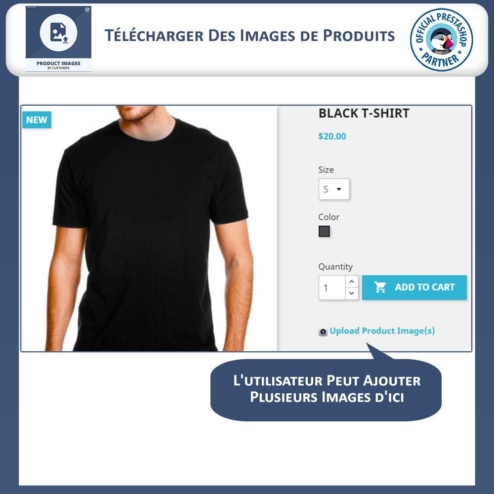 module - Visuels des produits - Les Images de produits par les clients - 5