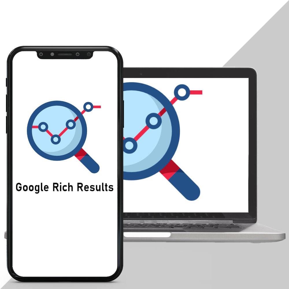 module - SEO (référencement naturel) - Google Rich Results - 3