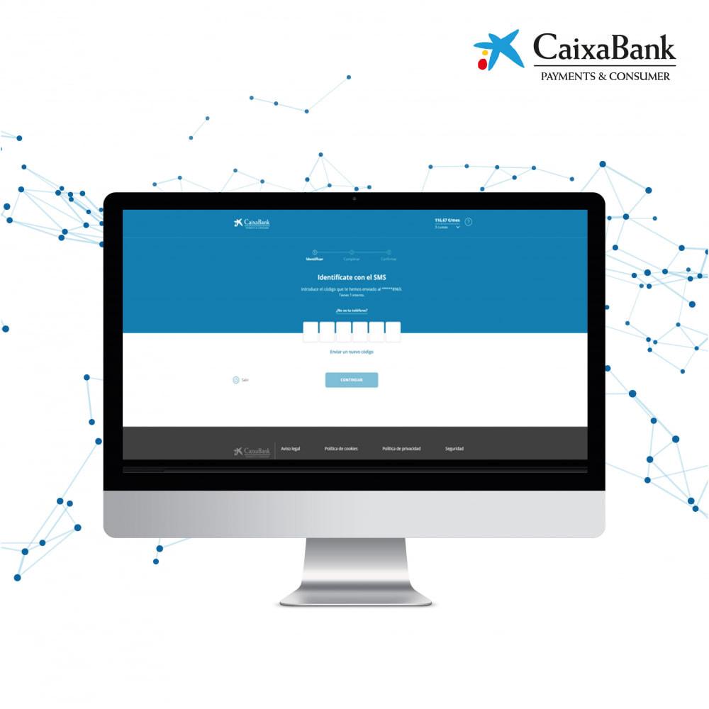 module - Альтернативных способов оплаты - CaixaBank Payments & Consumer online financing - 2