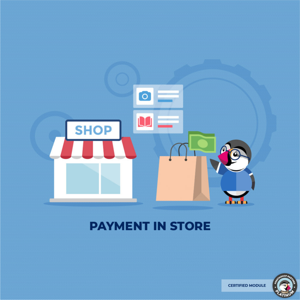 module - Payment in Physical Stores - Store Payment - 1