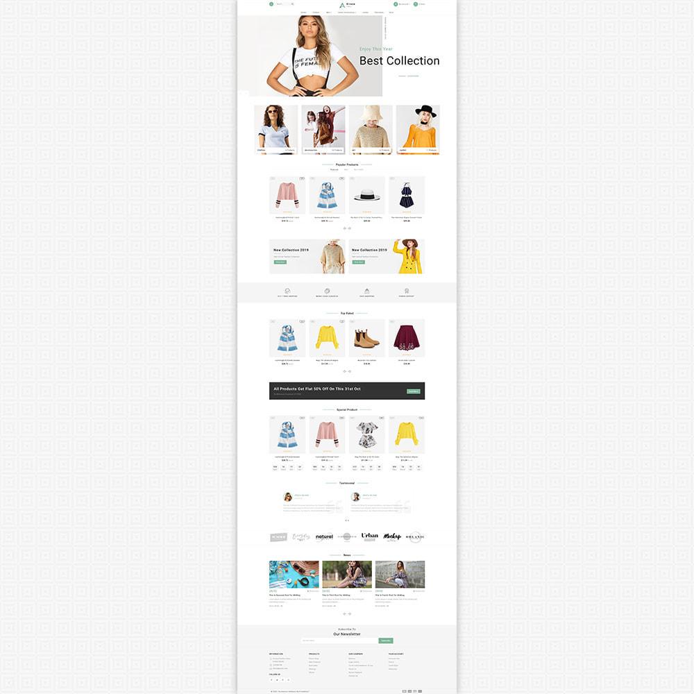 theme - Mode & Schuhe - Arvesa - Modern Fashion Store - 2