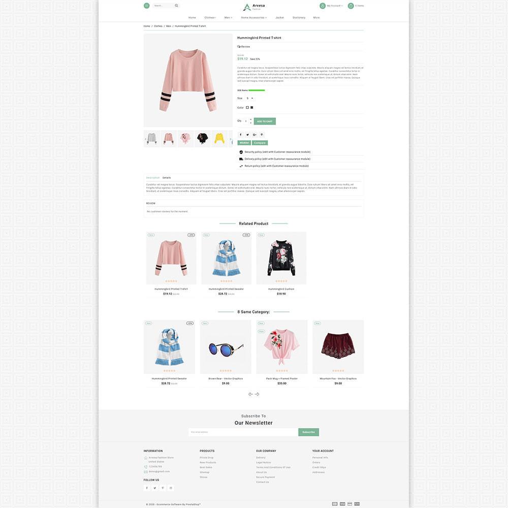 theme - Mode & Schuhe - Arvesa - Modern Fashion Store - 4