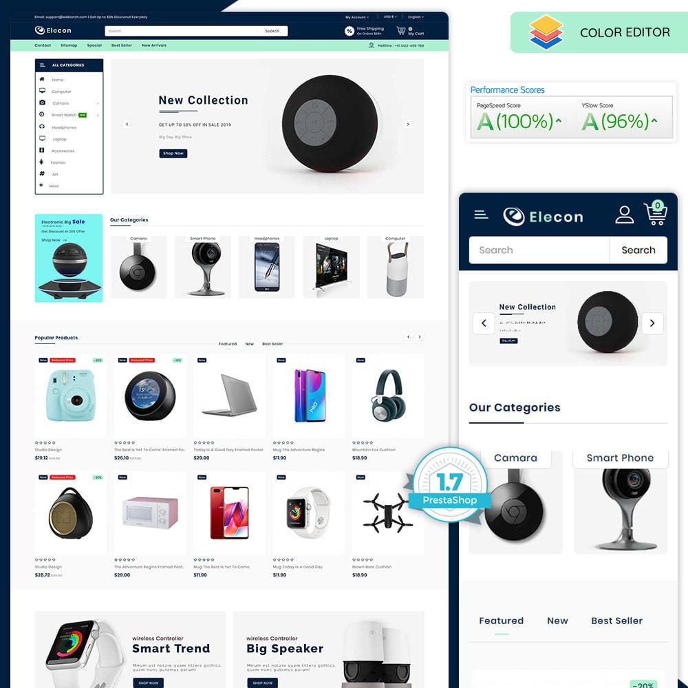 theme - Electronics & Computers - Elecon - Mega Electronic Super Store - 1