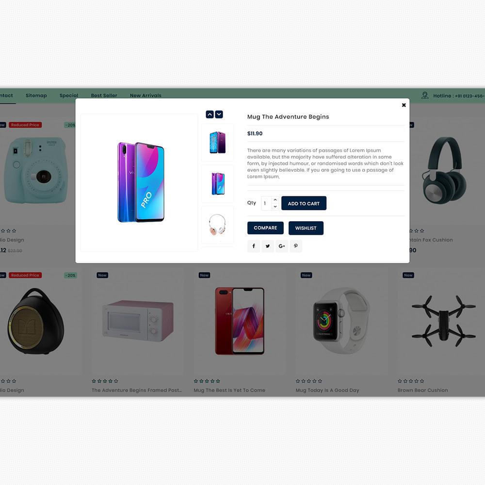 theme - Electronics & Computers - Elecon - Mega Electronic Super Store - 7