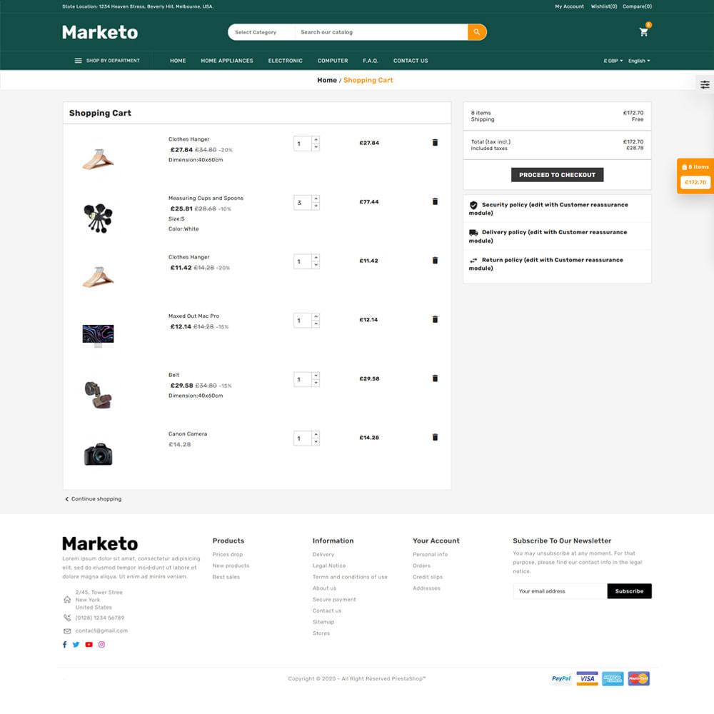 theme - Electrónica e High Tech - Marketo Mega Store - 6